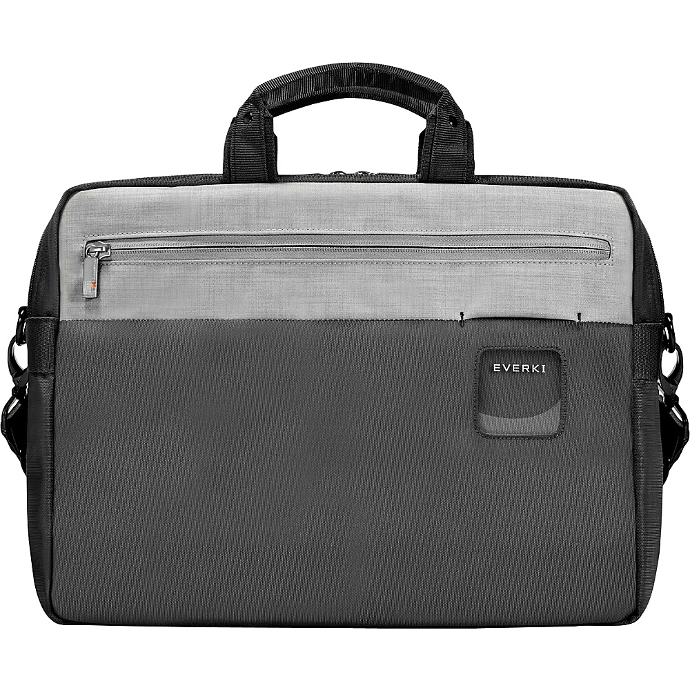 Everki ContemPRO Commuter 15.6 Laptop Briefcase Black Everki Laptop Messenger Bags