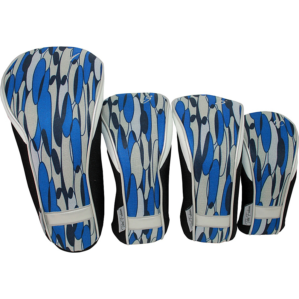 Taboo Fashions 4-Piece Club Cover Set Skinny Dippin - Taboo Fashions Golf Bags