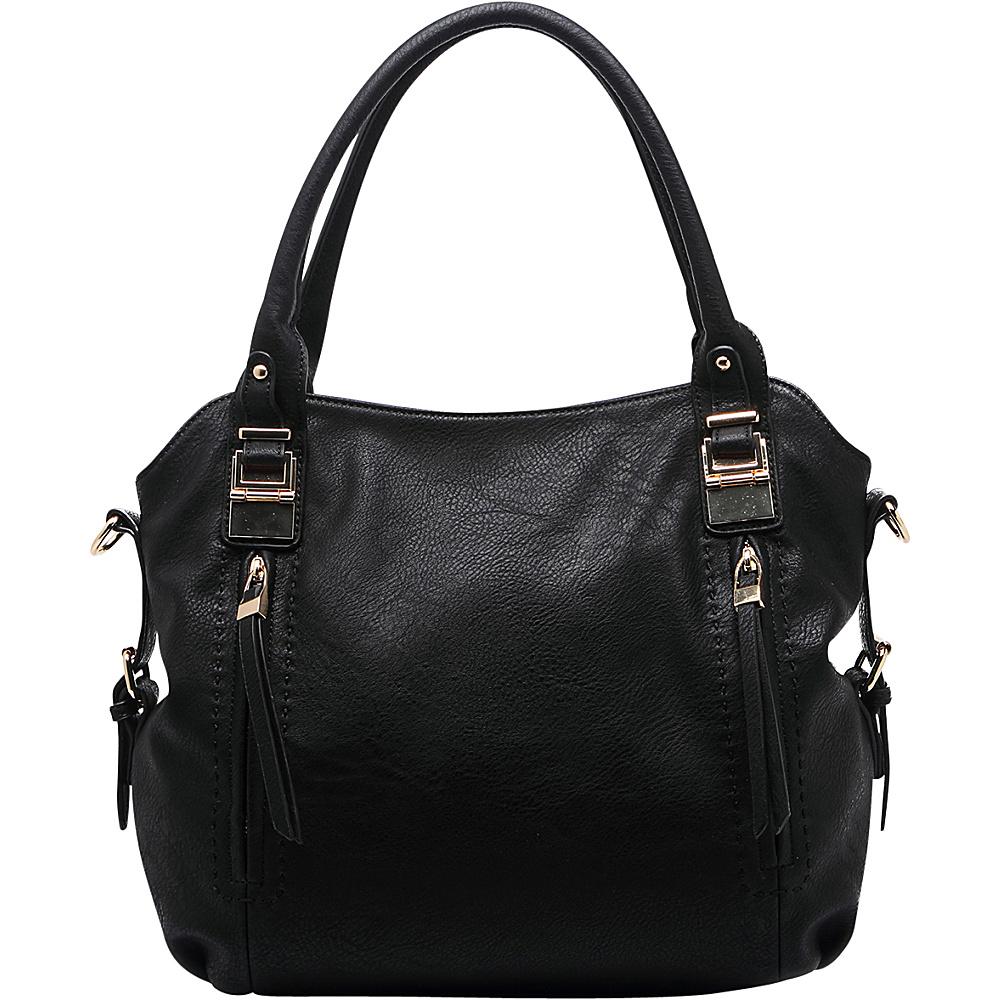 MKF Collection by Mia K. Farrow Tova Handbag Black - MKF Collection by Mia K. Farrow Manmade Handbags - Handbags, Manmade Handbags