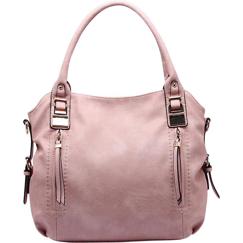 MKF Collection by Mia K. Farrow Tova Handbag Pink - MKF Collection by Mia K. Farrow Manmade Handbags - Handbags, Manmade Handbags
