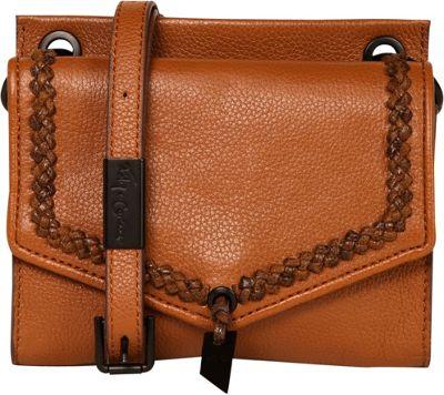 Foley + Corinna Ami Crossbody Honey Brown - Foley + Corinna Leather Handbags