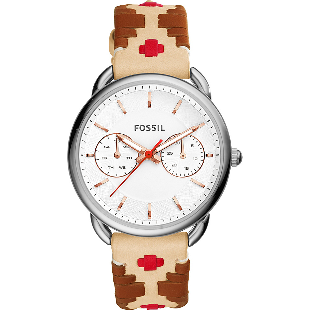 Fossil Tailor Multifunction Watch Brown - Fossil Watches - Fashion Accessories, Watches
