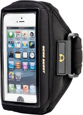 Gear Beast iPhone 5/SE Case Compatible Armband Black iPhone SE/5 - Gear Beast Electronic Cases