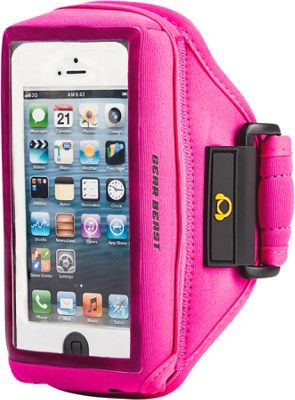 Gear Beast iPhone 5/SE Case Compatible Armband Pink - iPhone SE/5 - Gear Beast Electronic Cases