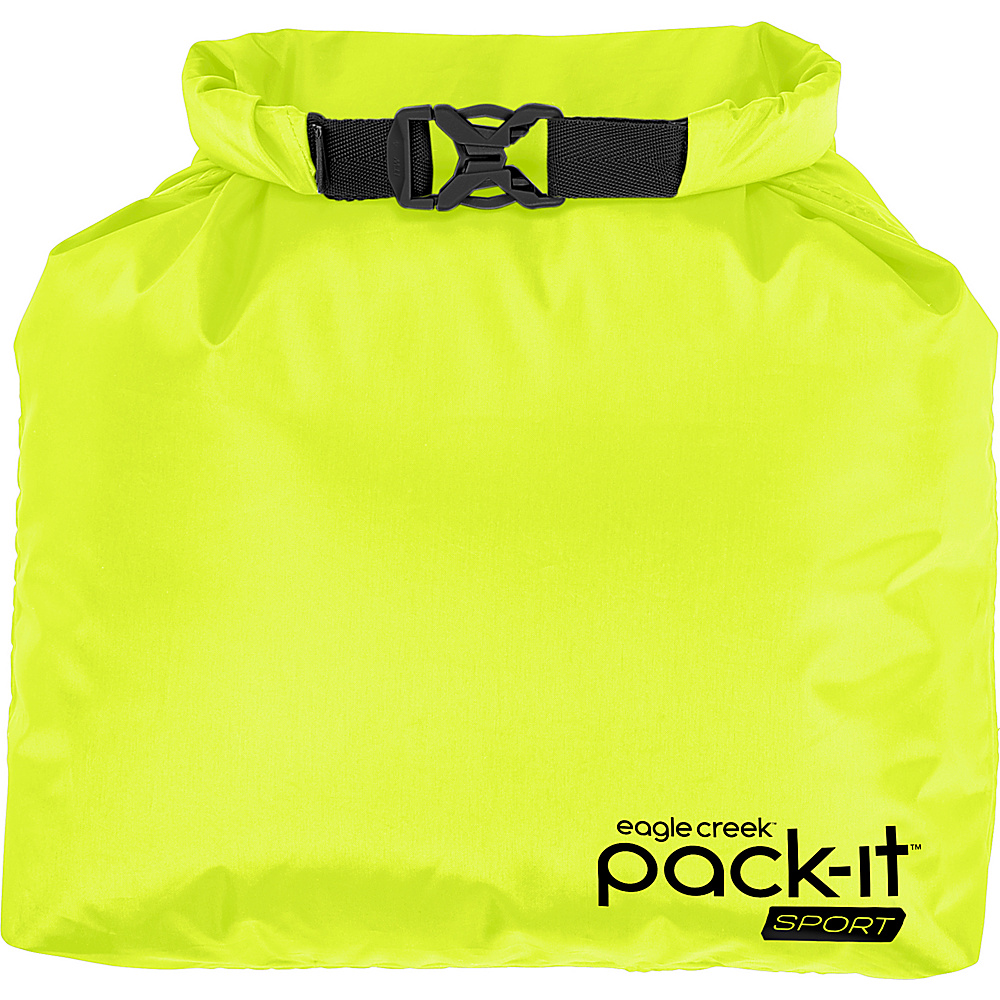 Eagle Creek Pack-It Sport Roll Top Sac Tennis Ball/Black - Eagle Creek Sports Accessories - Sports, Sports Accessories