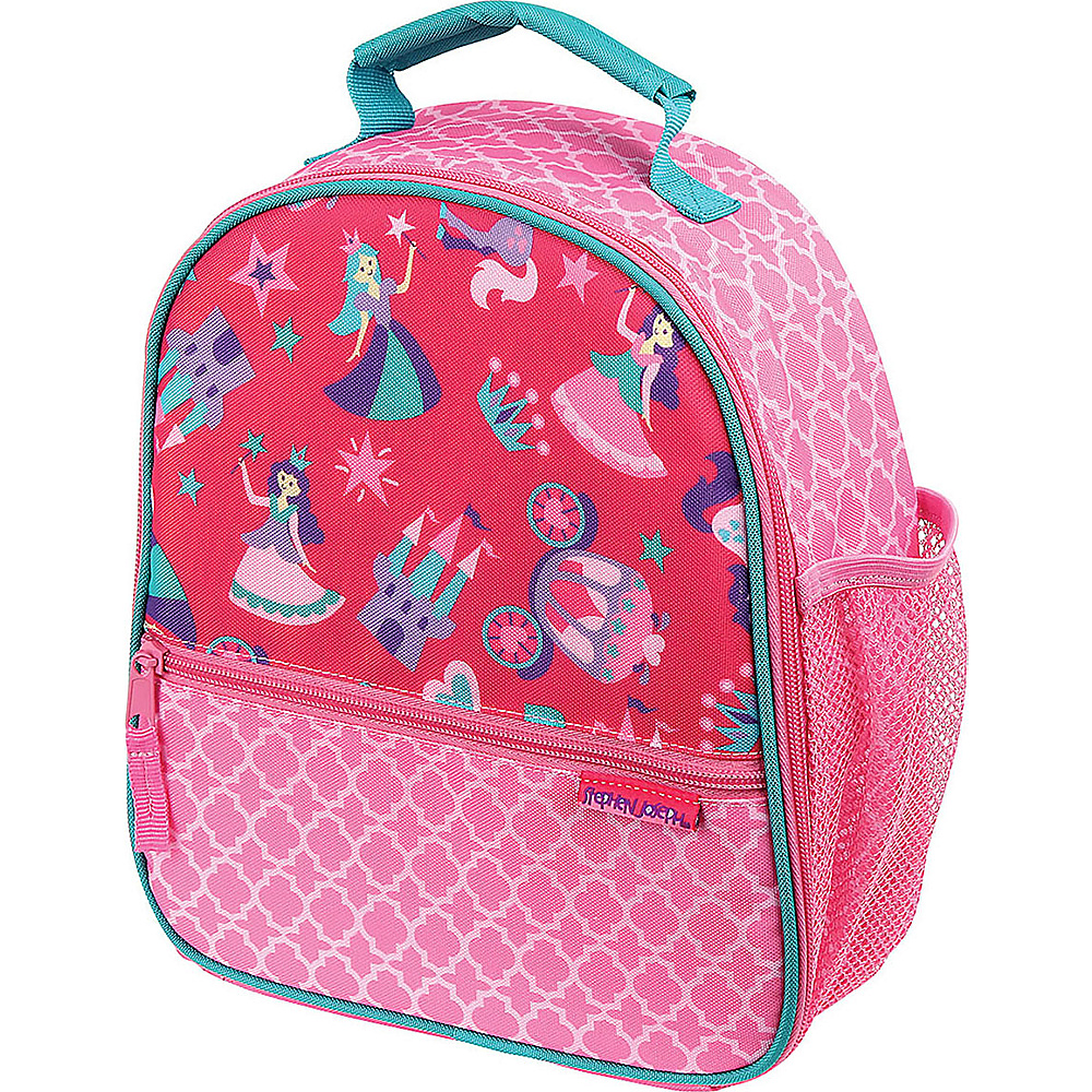 Stephen Joseph All Over Print Lunchbox Princess - Stephen Joseph Travel Coolers - Travel Accessories, Travel Coolers