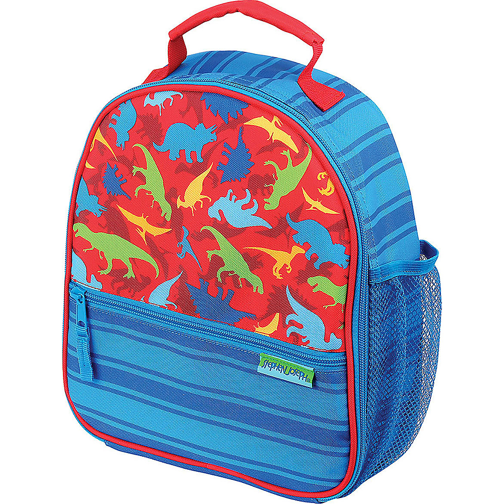 Stephen Joseph All Over Print Lunchbox Dino - Stephen Joseph Travel Coolers - Travel Accessories, Travel Coolers