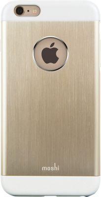 MOSHI iGlaze Armour iPhone 6 Plus Phone Case Gold - MOSHI Electronic Cases