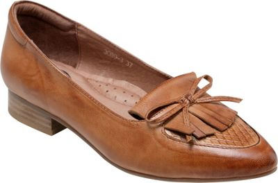 Vicenzo Footwear Abella Block Pointed Leather Flats 7 - Brown - Vicenzo Footwear Women's Footwear