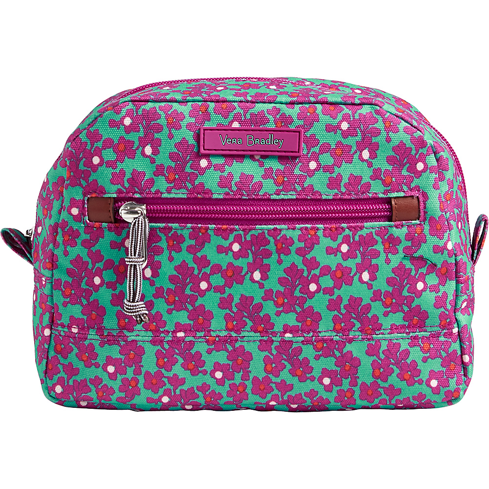 Vera Bradley Lighten Up Medium Cosmetic Ditsy Dot - Vera Bradley Womens SLG Other - Women's SLG, Women's SLG Other
