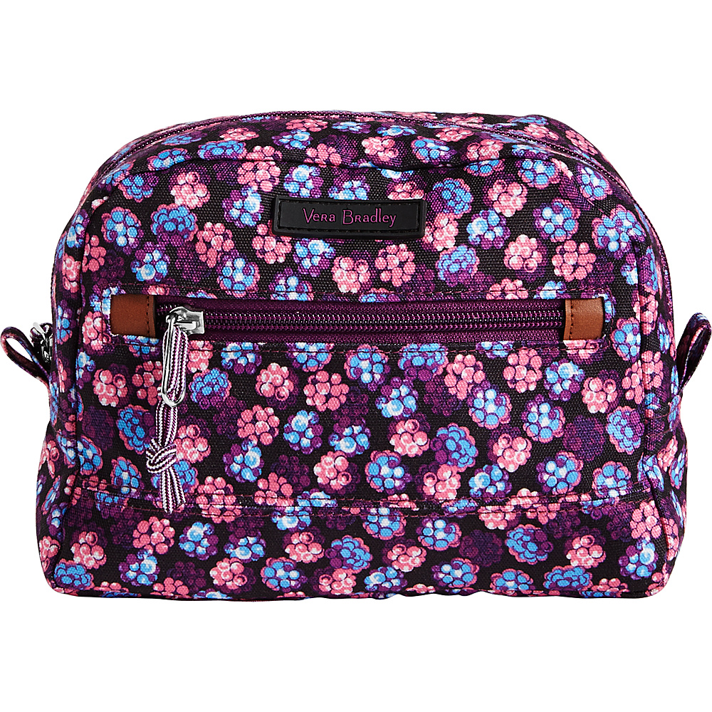 Vera Bradley Lighten Up Medium Cosmetic Berry Burst - Vera Bradley Womens SLG Other - Women's SLG, Women's SLG Other