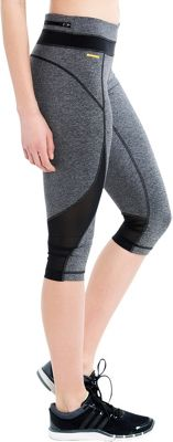 Lole Run Capris XL - Black Noise - Lole Women's Apparel 10549069