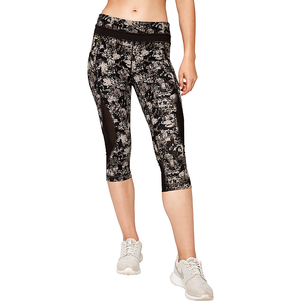 Lole Run Capris XS - Black Hills - Lole Womens Apparel - Apparel & Footwear, Women's Apparel
