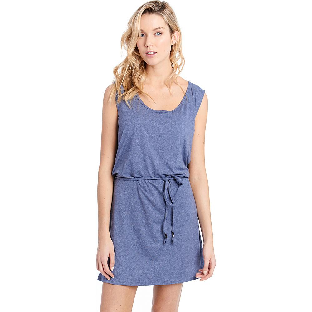 Lole Samuele Dress XS - Midnight Heather - Lole Womens Apparel - Apparel & Footwear, Women's Apparel
