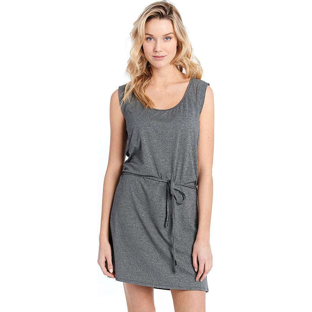 Lole Samuele Dress S - Black Heather - Lole Womens Apparel - Apparel & Footwear, Women's Apparel