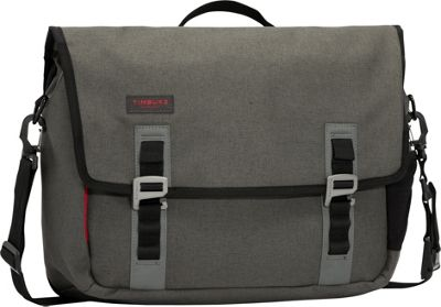 Timbuk2 Command TSA-Friendly Laptop Messenger Medium Carbon Full-Cycle Twill - Timbuk2 Messenger Bags