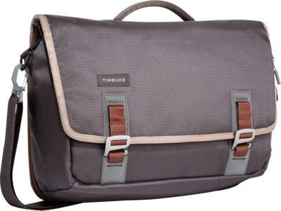 Timbuk2 Command TSA-Friendly Laptop Messenger Medium Carbon and Molasses - Timbuk2 Messenger Bags