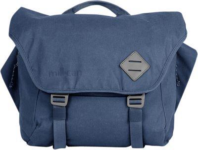 Millican Nick Messenger Bag 13L Slate - Millican Messenger Bags
