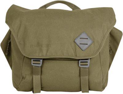 Millican Nick Messenger Bag 13L Moss - Millican Messenger Bags