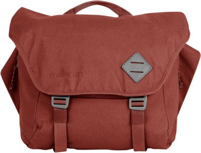 Millican Nick Messenger Bag 13L Rust - Millican Messenger Bags