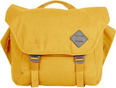 Millican Nick Messenger Bag 13L Gorse - Millican Messenger Bags