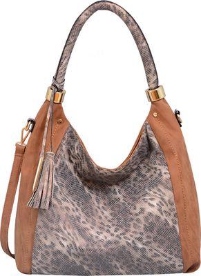 Mellow World Nova Hobo Camel - Mellow World Manmade Handbags