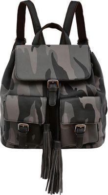 Mellow World Brandy Backpack Black - Mellow World Manmade Handbags