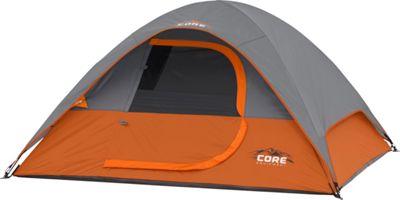 Core Equipment 3P Dome Tent Orange - Core Equipment Outdoor Accessories