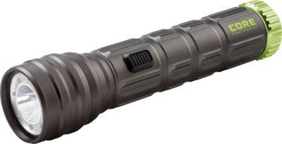 Core Equipment 500L Multi-Color LED Flashlight Grey - Core Equipment Outdoor Accessories