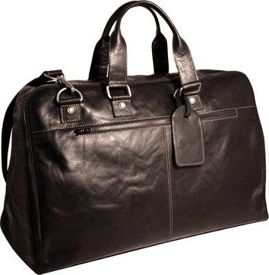 Jack Georges Voyager Large Convertible Duffel/Garment Cover Black - Jack Georges Travel Duffels