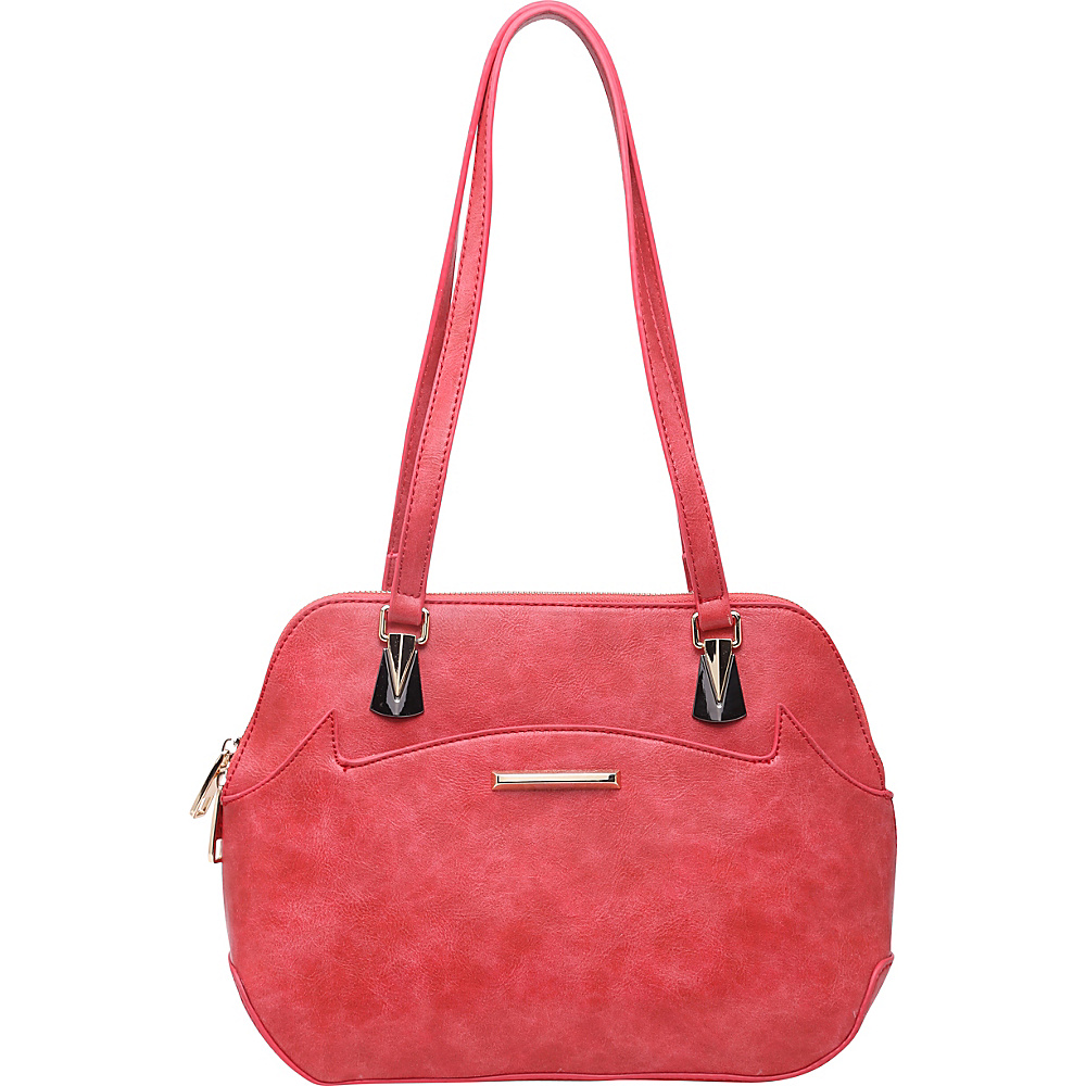 SW Global Ansel Shoulder Bag Red - SW Global Manmade Handbags - Handbags, Manmade Handbags