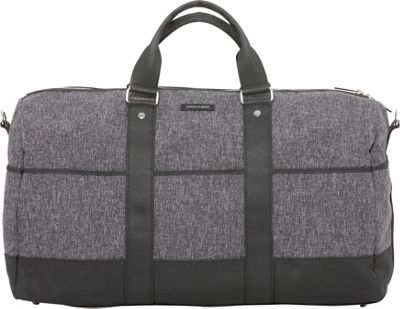 Hook & Albert Gym Duffel Bag Gray - Hook & Albert Travel Duffels