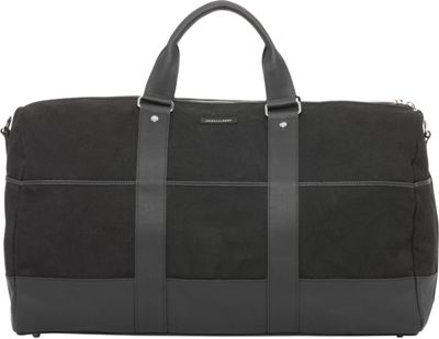 Hook & Albert Gym Duffel Bag Black - Hook & Albert Travel Duffels