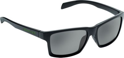 Native Eyewear Flatirons Sunglasses Matte Black with Polarized Gray - Native Eyewear Eyewear