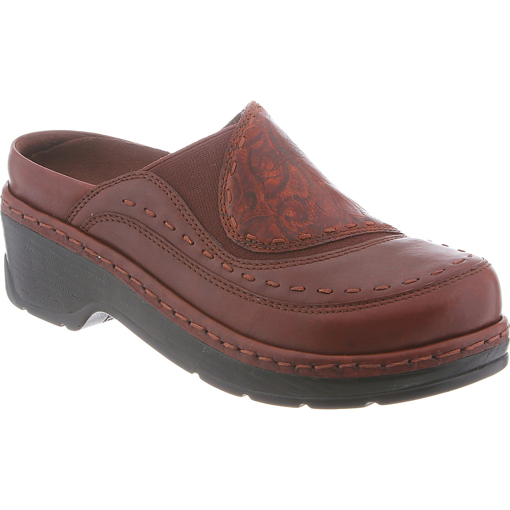 KLOGS Footwear Womens Melbourne 7 - W (Wide) - Mustang Eagle - KLOGS Footwear Womens Footwear - Apparel & Footwear, Women's Footwear