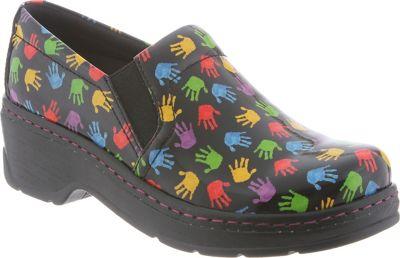 KLOGS Footwear Womens Naples 8.5 - W (Wide) - Hands Paten...