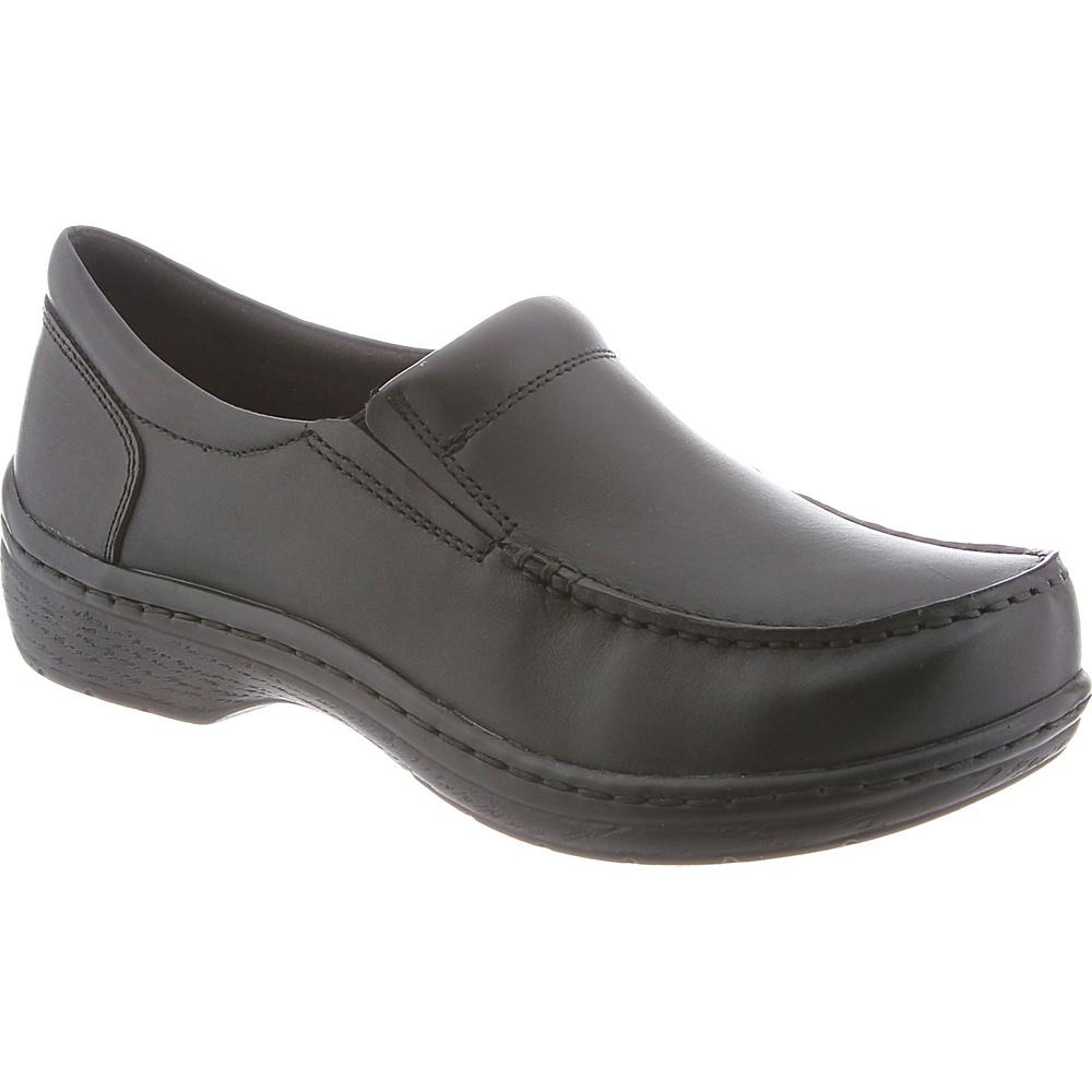 KLOGS Footwear Mens Knight 11.5 - M (Regular/Medium) - Black Smooth - KLOGS Footwear Mens Footwear - Apparel & Footwear, Men's Footwear