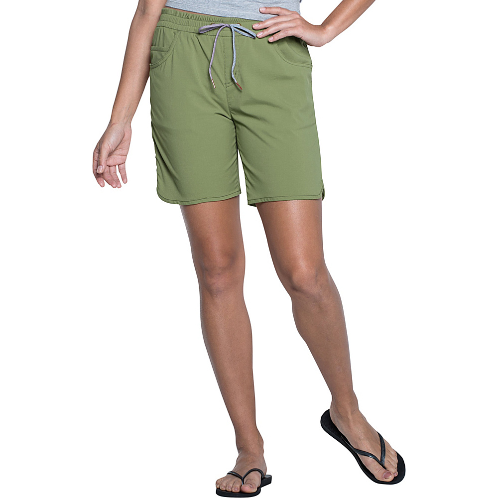 Toad & Co Lightrange Short S - 7in - Juniper - Toad & Co Womens Apparel - Apparel & Footwear, Women's Apparel
