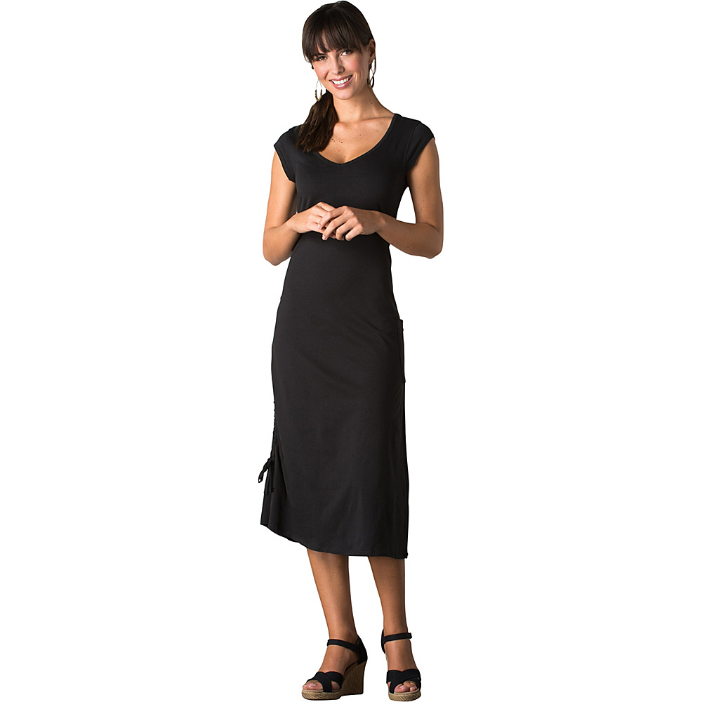 Toad & Co Muse Dress S - Black - Toad & Co Womens Apparel - Apparel & Footwear, Women's Apparel