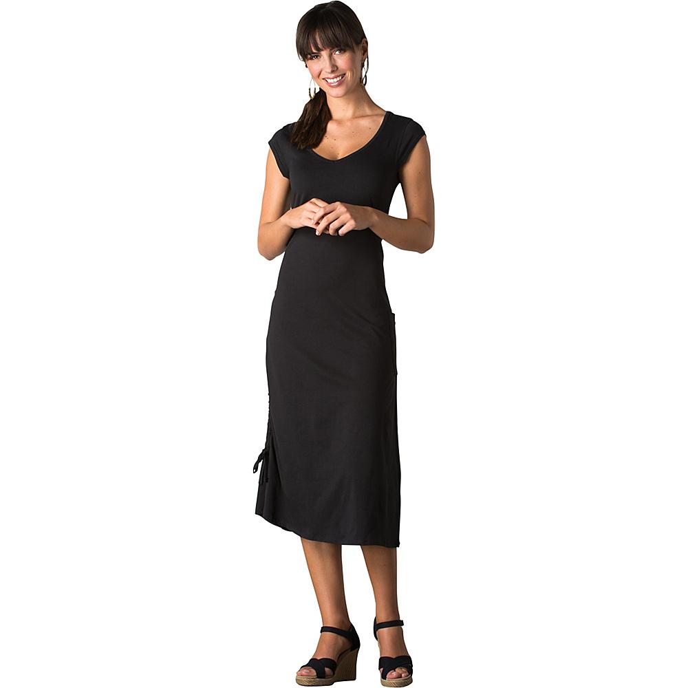Toad & Co Muse Dress M - Black - Toad & Co Womens Apparel - Apparel & Footwear, Women's Apparel