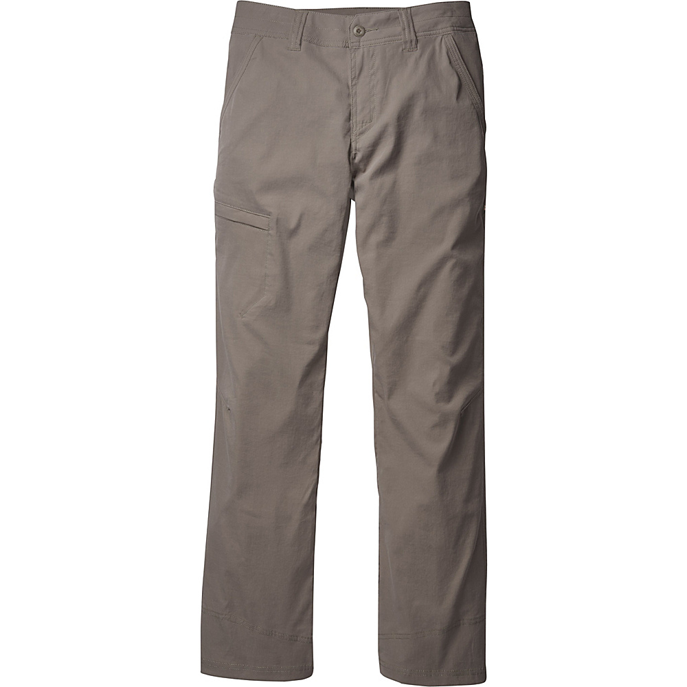 Toad & Co Contrail Pant 32 - 32in - Caviar - Toad & Co Mens Apparel - Apparel & Footwear, Men's Apparel