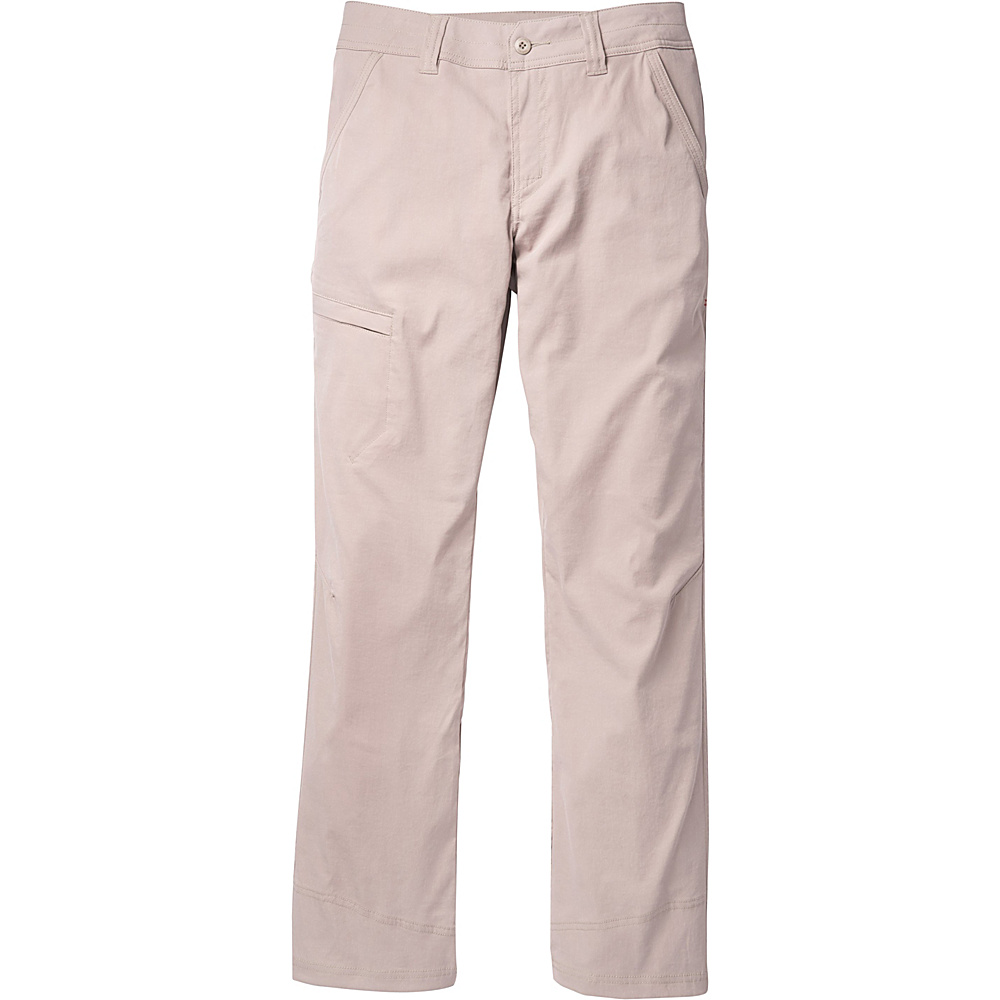 Toad & Co Contrail Pant 32 - 32in - Buckskin - Toad & Co Mens Apparel - Apparel & Footwear, Men's Apparel