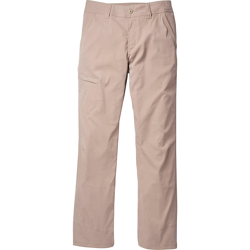 Toad & Co Contrail Pant 33 - 34in - Dark Chino - Toad & Co Mens Apparel - Apparel & Footwear, Men's Apparel