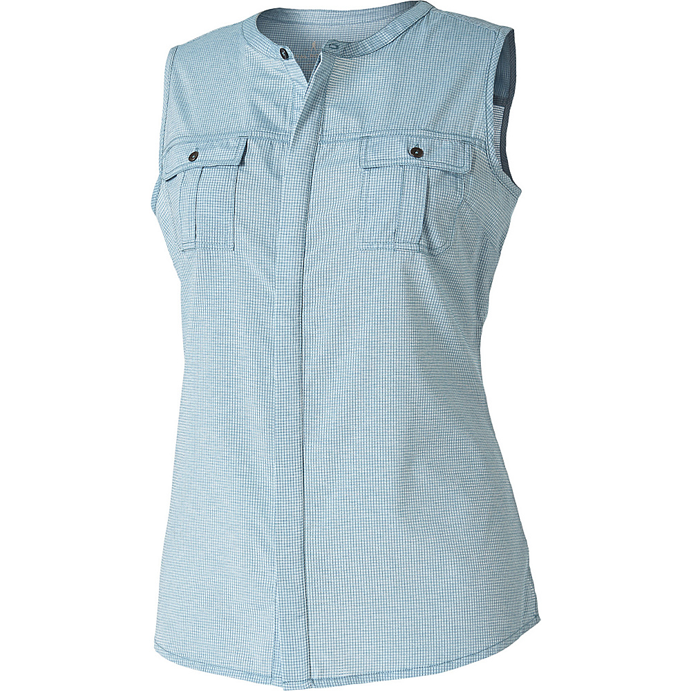 Royal Robbins Womens Diablo Tank XS - Reservoir - Royal Robbins Womens Apparel - Apparel & Footwear, Women's Apparel