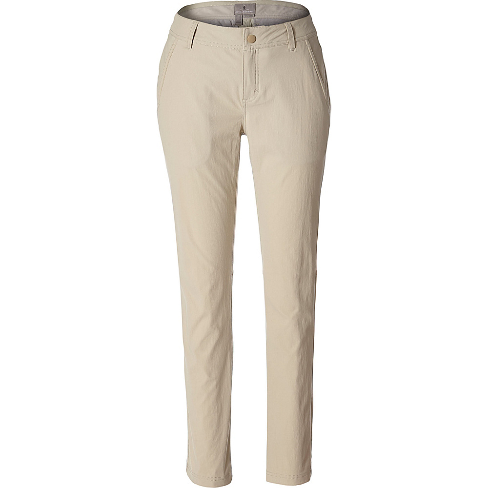 Royal Robbins Womens Alpine Road Pant 10 - 29in - Sandstone - Royal Robbins Womens Apparel - Apparel & Footwear, Women's Apparel
