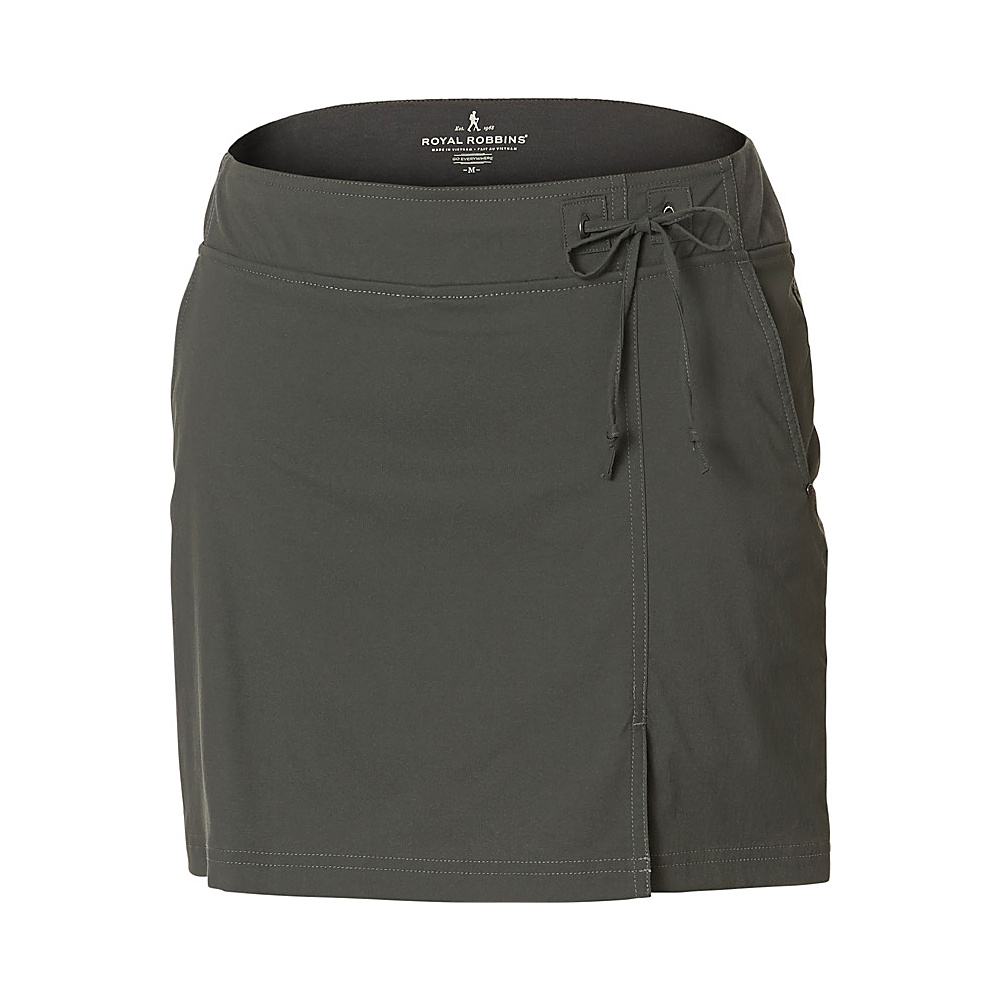 Royal Robbins Womens Jammer Skort XS - Obsidian - Royal Robbins Womens Apparel - Apparel & Footwear, Women's Apparel