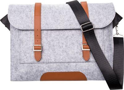 Something Strong Slim Messenger Grey - Something Strong Messenger Bags