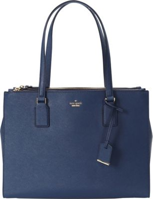 kate spade new york Cameron Street Jensen Shoulder Bag Twilight - kate spade new york Designer Handbags