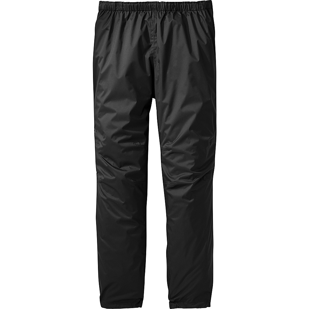 Outdoor Research Mens Rampart Pants M - Black - Outdoor Research Mens Apparel - Apparel & Footwear, Men's Apparel