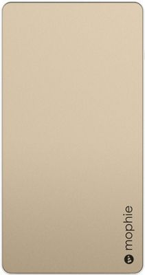 Mophie Powerstation XL 10,000mAh Gold - Mophie Portable Batteries & Chargers